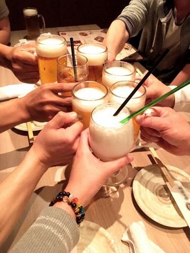 お酒は最高のコミュニケーションツール?!お酒を飲んで得した事を3つご紹介!