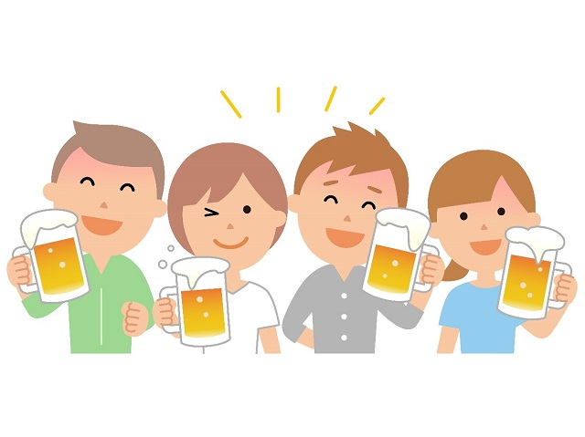 お酒は弱いけど飲み会の雰囲気は好き!どのように飲み会を過ごすか!?